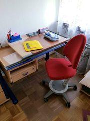 MOLL Kinderschreibtisch Schreibtischstuhl