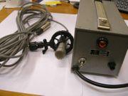 Schoeps Telefunken M221B tube condenser