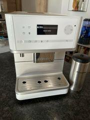 Miele Kaffeevollautomat CM 6350 Weiß