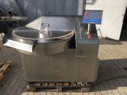 Kutter Schneidmischer 100 Liter Schüssel