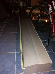 Gelbe Markise 4m breit 3