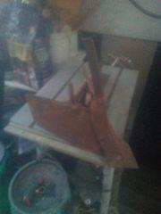 Hako hakorette häufelpflug für Einachser
