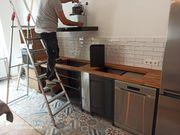 küchenmontage aller Art