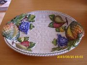 Obstschale oval Made in Italy
