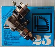 wassergekühlter Motor HB 25 Schiff