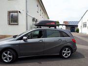 Dachbox für Mercedes B 200