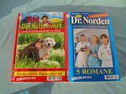 Heimat - und Arztromane Je Band