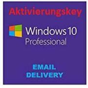 Windows 10 Professional 32 64