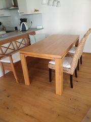 Esstisch Esszimmer Tisch Tischler 160
