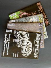 Reptilia Zeitschriften
