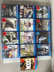 PlayStation 4 Spiel Bundle