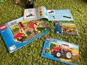 LEGO Bauernhof 7637 Traktor 7634