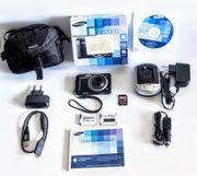 Samsung WB2000 Digitalkamera mit viel