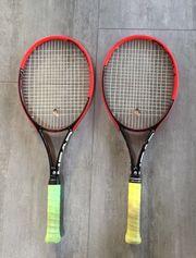2 Tennisschläger Head Graphene Prestige