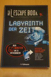 Pocket Escape Book - Labyrinth der