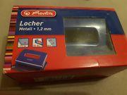 Herlitz Papier Locher Preis verhandelbar