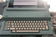 Olivetti Praxis 100 Schreibmaschine