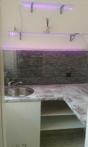 1 Zimmer Küche Bad Flur