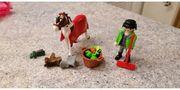 Playmobil Pferde Tiere Bauernhof Ritter