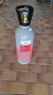 10kg CO2 Eigentumsflasche mit Steigrohr