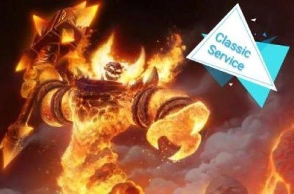 WOW World of Warcraft Classic