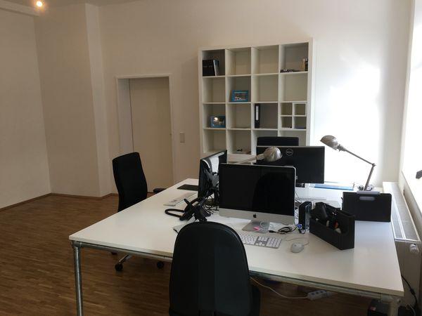 Arbeitsplatz Büroarbeitsplatz Workspace Bürogemeinschaft