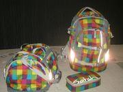 Satch Schulrucksack und Sporttasche