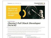 Senior Full Stack Developer m