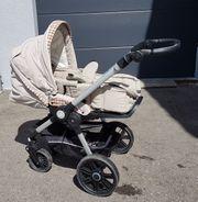 Teutonia BeYou V2 Kombi-Kinderwagen