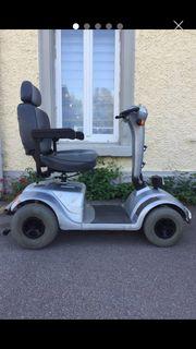 Elektromobil Elektrorollstuhl