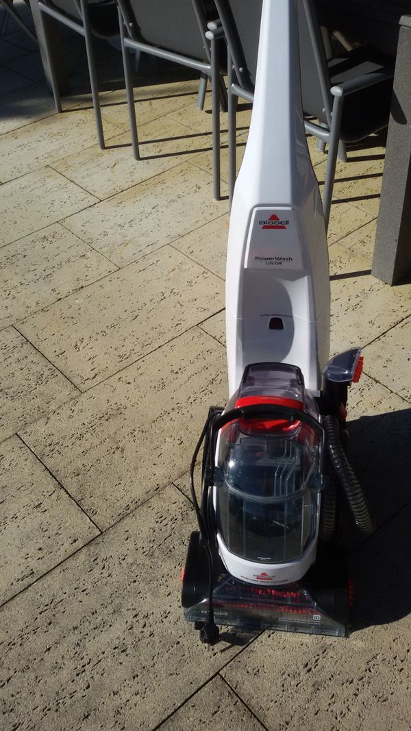 Bissell Power wash Lift Off
