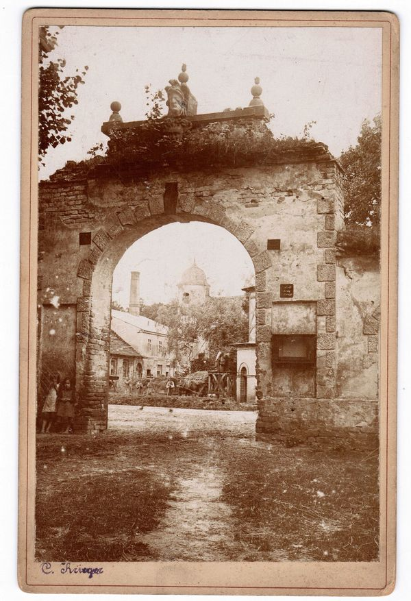 Medusenportal, Kleinmachnow bei Teltow