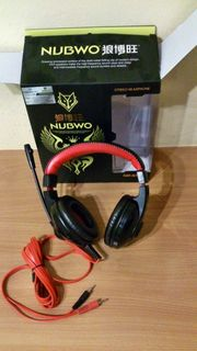 Hifi Stereo Gaming Kopfhörer Headset -