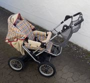 Kinderwagen Teutonia Mistral Country