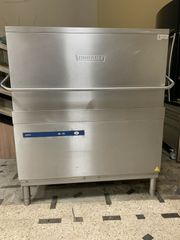 Hobart AUXXL-N11 Haubenspülmaschine für Kisten