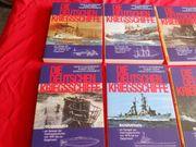 Bücher Die Deutschen Kriegsschiffe 10