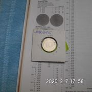 D-Mark 10 Pfennig 1969 G
