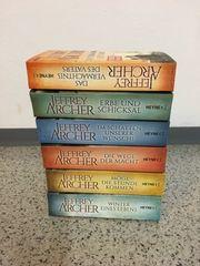 Bücher Jeffrey Archer die Clifton