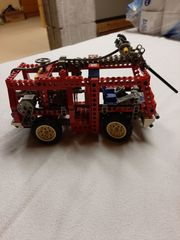 Lego Technik 8280 Feuerwehr Löschwagen