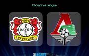 Bayer Leverkusen - Lokomotiv Moskau 2x