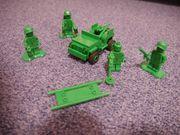 Lego Toy Story Grüne Plastiksoldaten