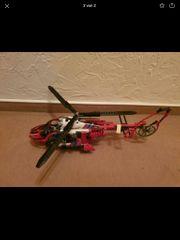 Lego Technik 8068 2-in1 Hubschrauber