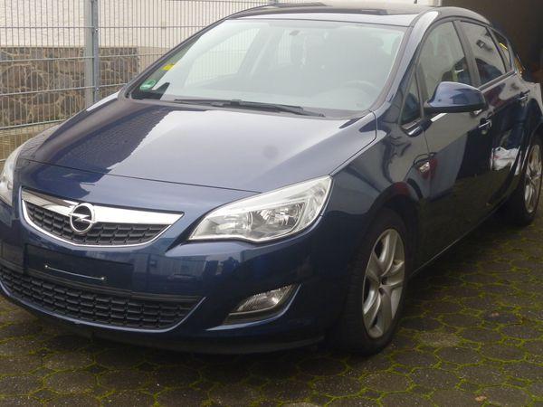 Opel Astra 1 6 Autom