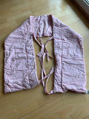 SONNE Nestchen rosa 30x200cm nach