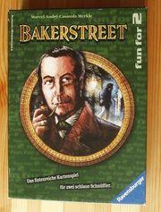 Baker Street - Das fintenreiche Kartenspiel -