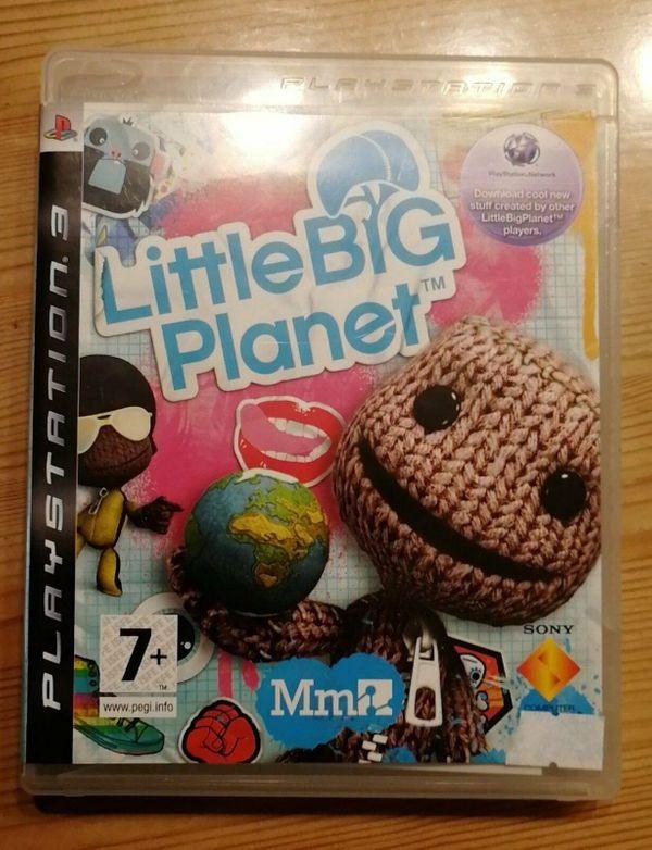 Little Big Planet - PlayStation 3