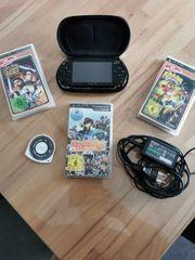 PSP 1004 mit 4 Spiele