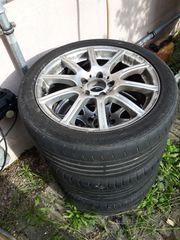 Alufelgen original Mercedes SLK R