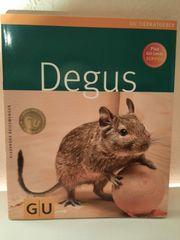 Buch GU Degus Ratgeber