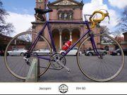 Jacopini Rennrad Schmuckstück aus Italien